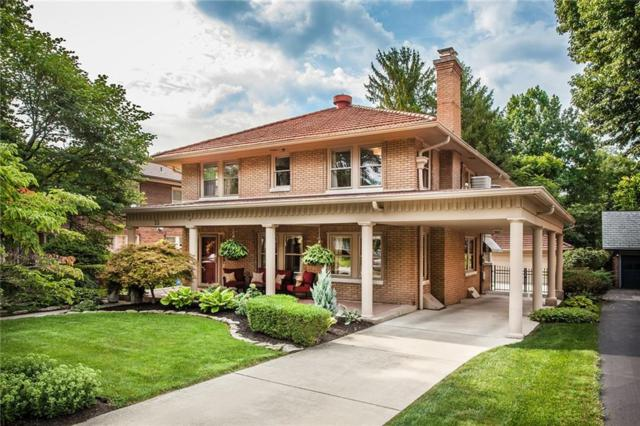 33 Meridian Place, Indianapolis, IN 46205 (MLS #21601713) :: HergGroup Indianapolis