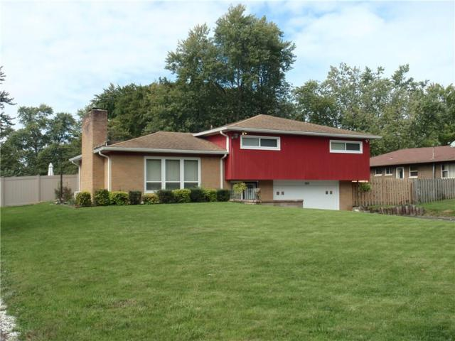 860 Eustis Drive, Indianapolis, IN 46229 (MLS #21601736) :: AR/haus Group Realty