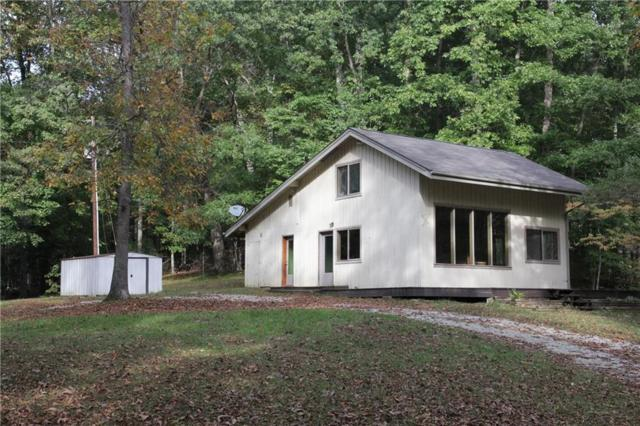2235 Less Traveled Road, Nashville, IN 47448 (MLS #21601755) :: The Indy Property Source