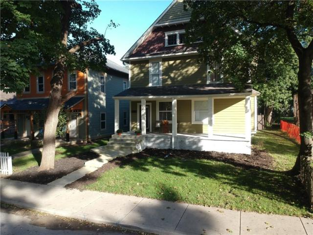 1420 E Fletcher Avenue, Indianapolis, IN 46203 (MLS #21601760) :: AR/haus Group Realty