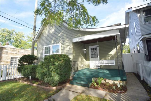 2449 Shelby Street, Indianapolis, IN 46203 (MLS #21601776) :: HergGroup Indianapolis