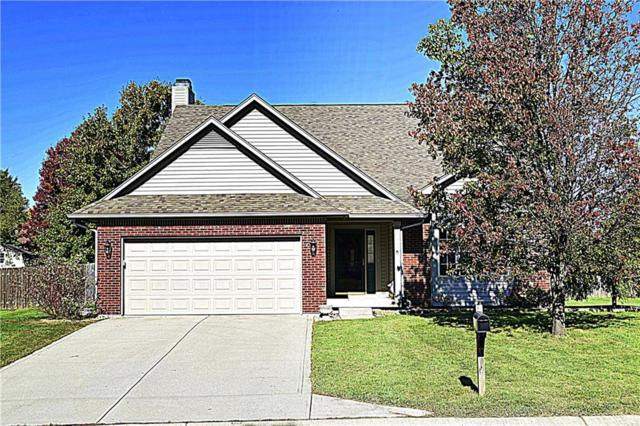 3118 Saddlehorn Drive, Carmel, IN 46033 (MLS #21601778) :: The Indy Property Source