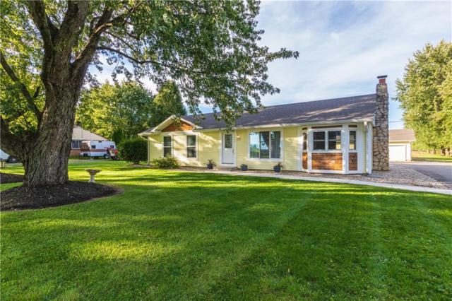 852 E 400 North, Greenfield, IN 46140 (MLS #21601779) :: AR/haus Group Realty