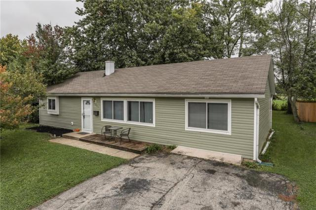 621 Park Drive, Greenwood, IN 46143 (MLS #21601793) :: AR/haus Group Realty
