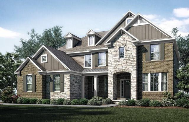 3820 Conifer Drive, Zionsville, IN 46077 (MLS #21601802) :: The Indy Property Source