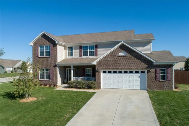 2845 Corlee Crescent, Brownsburg, IN 46112 (MLS #21601808) :: The Indy Property Source