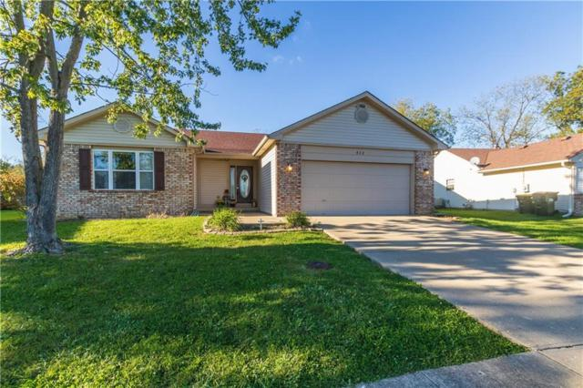 432 Lullaby Boulevard, Greenfield, IN 46140 (MLS #21601832) :: AR/haus Group Realty