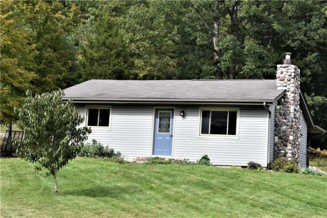 11060 W Baker Hollow Road, Columbus, IN 47201 (MLS #21601853) :: Mike Price Realty Team - RE/MAX Centerstone