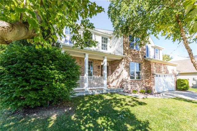 6501 Sussex Drive, Zionsville, IN 46077 (MLS #21601854) :: The Indy Property Source
