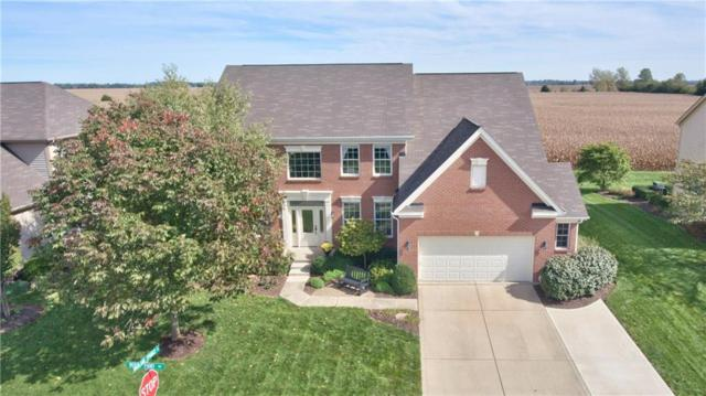 8075 Northpoint Drive, Brownsburg, IN 46112 (MLS #21601877) :: The Evelo Team