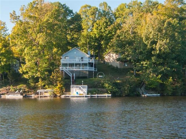 8796 S Slevins Drive, Nineveh, IN 46164 (MLS #21601888) :: FC Tucker Company