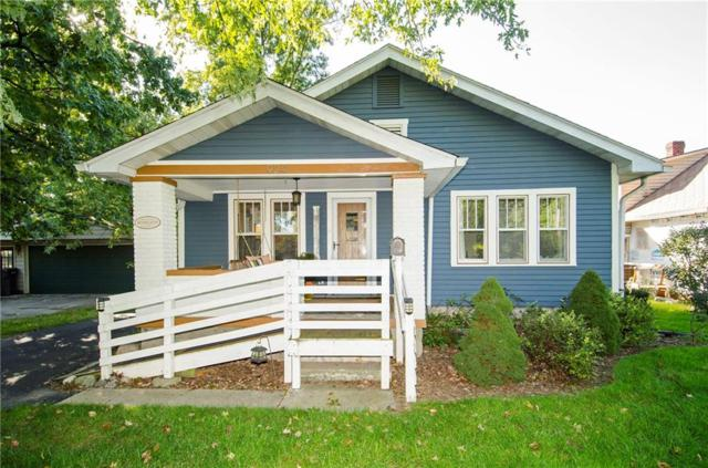 924 Campbell Avenue, Indianapolis, IN 46219 (MLS #21601904) :: Richwine Elite Group