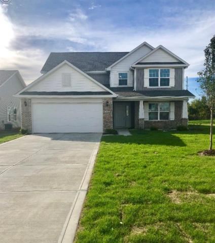 816 Redwood Drive, Franklin, IN 46131 (MLS #21602936) :: The Indy Property Source