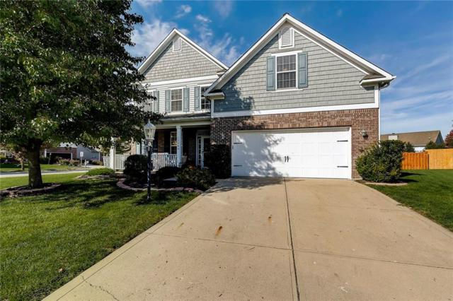 12240 Blue Lake Court, Noblesville, IN 46060 (MLS #21602942) :: The Indy Property Source