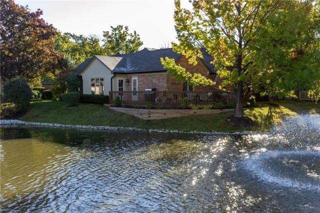 9560 Drakeford Drive, Indianapolis, IN 46260 (MLS #21602943) :: AR/haus Group Realty