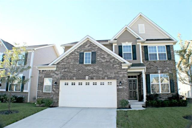 10589 Glenwyck Place, Noblesville, IN 46060 (MLS #21603002) :: The Indy Property Source
