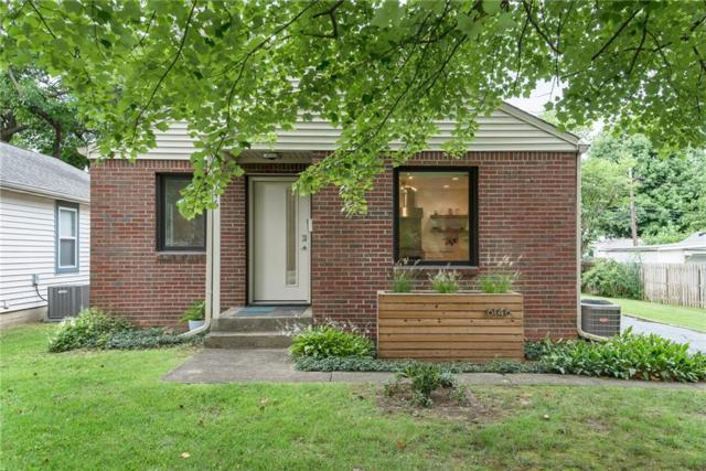 6146 Evanston Avenue, Indianapolis, IN 46220 (MLS #21603029) :: AR/haus Group Realty