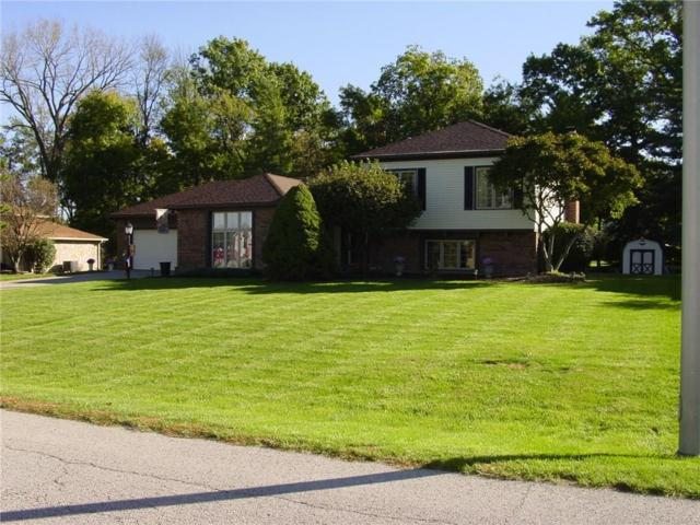 503 Hickory Drive, Greenfield, IN 46140 (MLS #21603033) :: AR/haus Group Realty