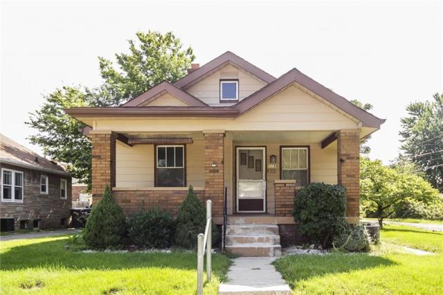 1159 N Gladstone Avenue, Indianapolis, IN 46201 (MLS #21603050) :: The ORR Home Selling Team