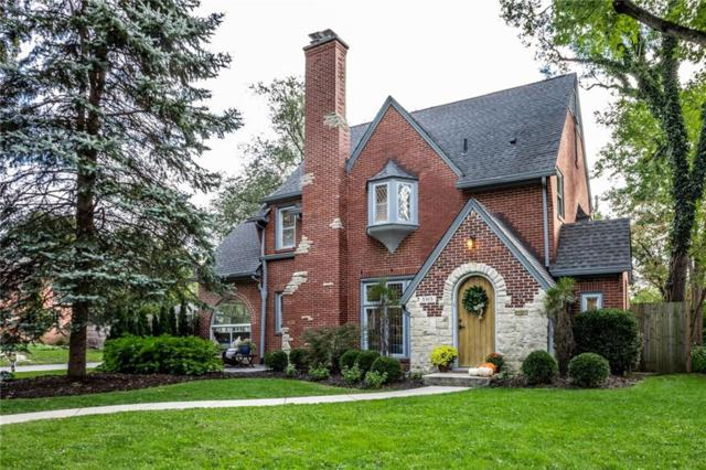 5365 N New Jersey Street, Indianapolis, IN 46220 (MLS #21603059) :: AR/haus Group Realty