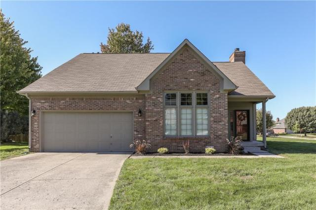 848 Bayside Drive, Greenwood, IN 46143 (MLS #21603062) :: AR/haus Group Realty
