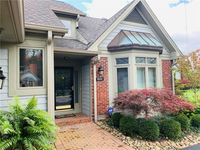 9544 Cedar Springs Drive, Indianapolis, IN 46260 (MLS #21603071) :: AR/haus Group Realty