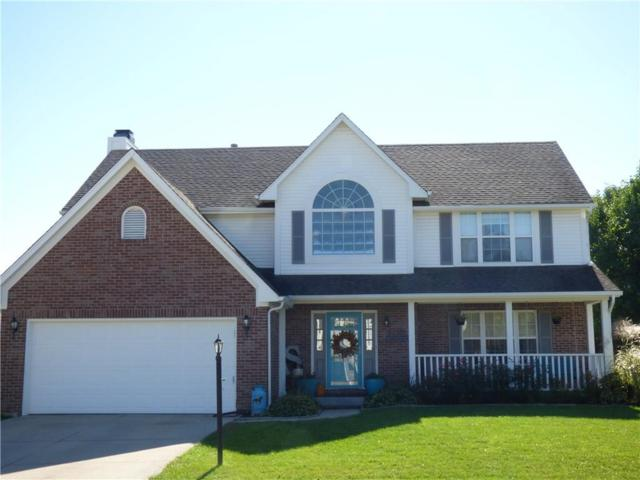 7541 Gold Coin Drive, Avon, IN 46123 (MLS #21603096) :: The Evelo Team