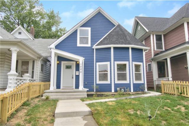 1025 Dawson Street, Indianapolis, IN 46203 (MLS #21603097) :: The Indy Property Source
