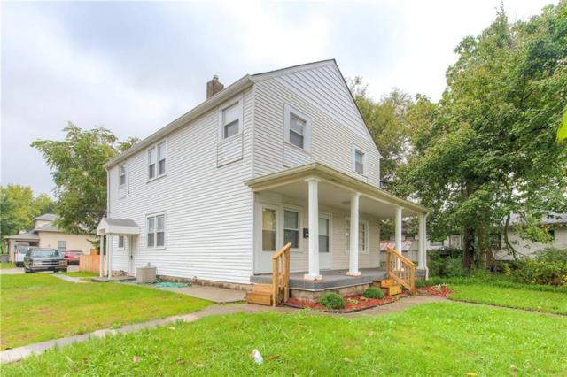 1904 Southeastern Avenue, Indianapolis, IN 46201 (MLS #21603100) :: The Evelo Team