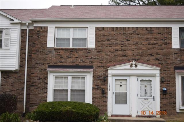 1614 Marborough Lane, Indianapolis, IN 46260 (MLS #21603104) :: AR/haus Group Realty
