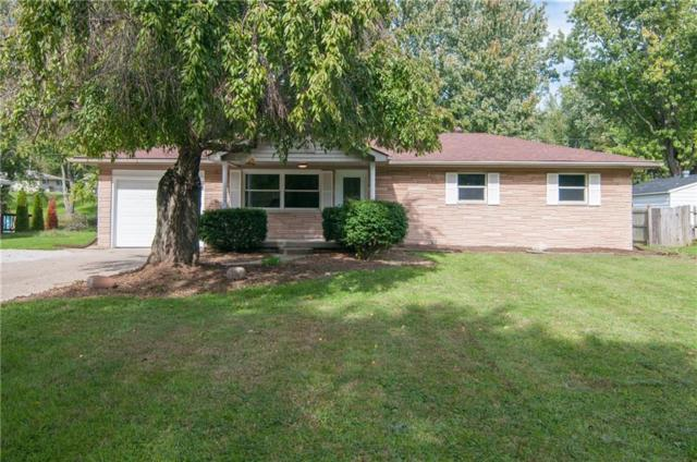 4614 W Runyon Lake Drive, Greenwood, IN 46143 (MLS #21603109) :: AR/haus Group Realty
