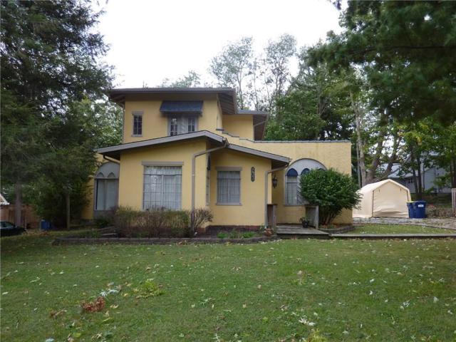 203 Northwood Boulevard, Greencastle, IN 46135 (MLS #21603111) :: Heard Real Estate Team | eXp Realty, LLC