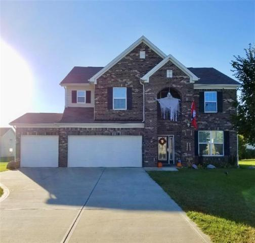 1708 Cumbria Drive, Avon, IN 46123 (MLS #21603132) :: The Evelo Team