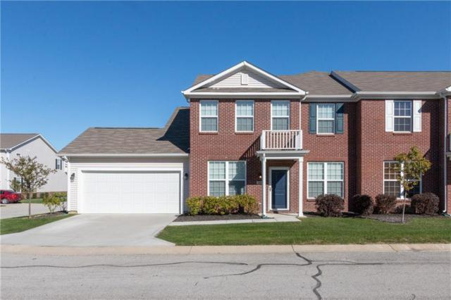 9674 Wild Iris Drive, Noblesville, IN 46060 (MLS #21603135) :: The Evelo Team