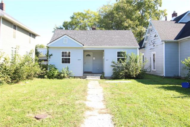 3227 Winthrop Avenue, Indianapolis, IN 46205 (MLS #21603150) :: The ORR Home Selling Team