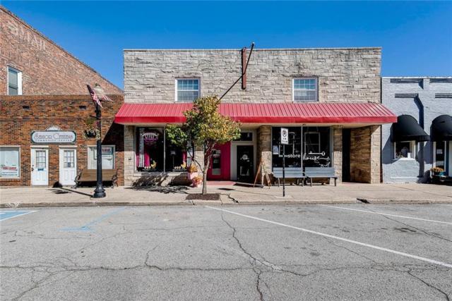 11 S Main Street, Fortville, IN 46040 (MLS #21603181) :: The ORR Home Selling Team