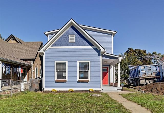 1544 Fletcher Avenue, Indianapolis, IN 46203 (MLS #21603191) :: HergGroup Indianapolis