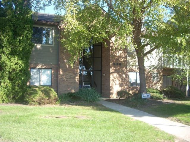 4331 #8 Village Parkway Circle W, Indianapolis, IN 46254 (MLS #21603255) :: Richwine Elite Group