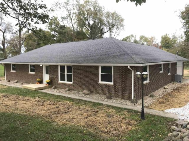 9828 E County Road 150 S, Hagerstown, IN 47346 (MLS #21603292) :: The ORR Home Selling Team