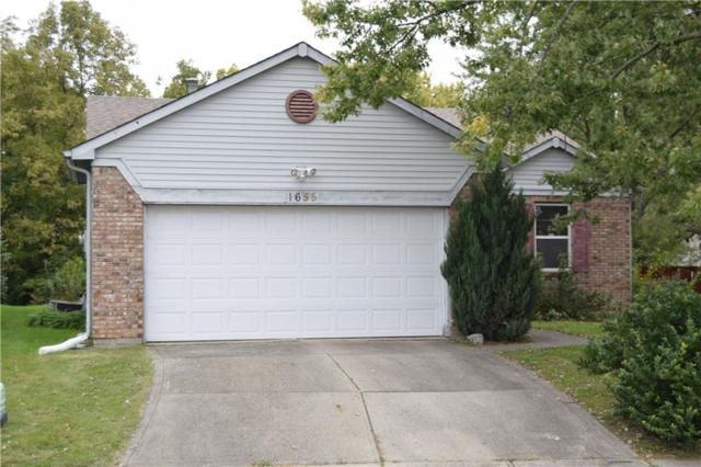 1655 Parkthorne Drive, Indianapolis, IN 46229 (MLS #21603295) :: Heard Real Estate Team | eXp Realty, LLC