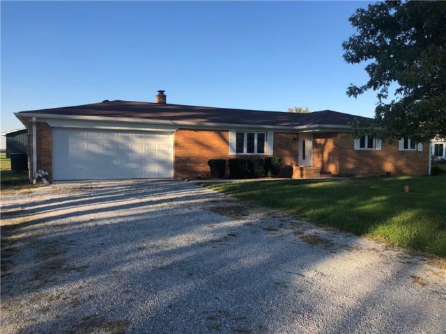 1678 W Furry Road, Fountaintown, IN 46130 (MLS #21603301) :: HergGroup Indianapolis