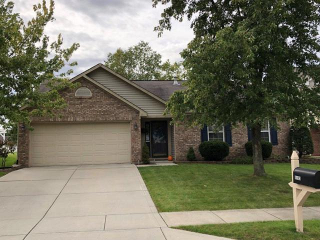 9893 Ellsworth Lane, Avon, IN 46123 (MLS #21603309) :: The Evelo Team