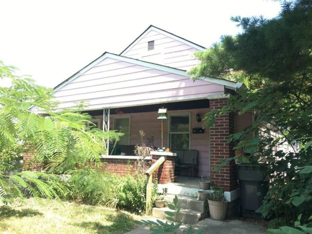 1439 Linden Street, Indianapolis, IN 46203 (MLS #21603322) :: AR/haus Group Realty