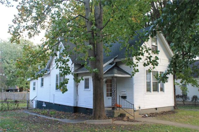 614 S Water Street, Crawfordsville, IN 47933 (MLS #21603360) :: FC Tucker Company