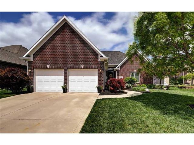 336 Connecticut Circle, Indianapolis, IN 46217 (MLS #21603363) :: The ORR Home Selling Team