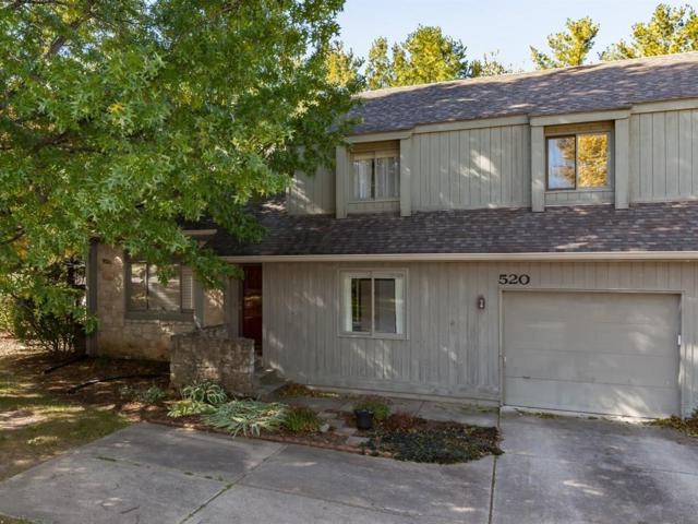 520 Conner Creek Drive, Fishers, IN 46038 (MLS #21603383) :: AR/haus Group Realty