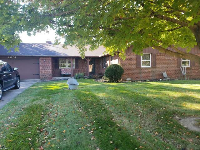 4651 E 150 North, Anderson, IN 46012 (MLS #21603389) :: The ORR Home Selling Team