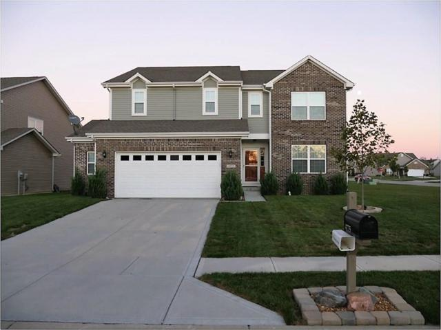 4775 Stardust Circle, Plainfield, IN 46168 (MLS #21603397) :: FC Tucker Company