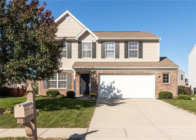 11184 Corsair Place, Noblesville, IN 46060 (MLS #21603415) :: The Evelo Team