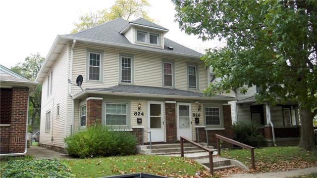 324 N Linwood Avenue, Indianapolis, IN 46201 (MLS #21603422) :: FC Tucker Company